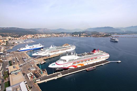 Port d 39 ajaccio for Chambre de commerce ajaccio